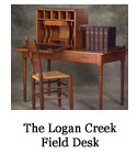 The Logan Creek Field Desk