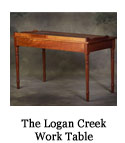 The Logan Creek Work Table
